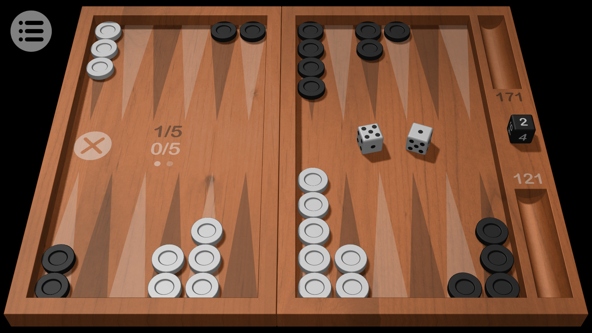 Backgammon Screenshot Android iOS