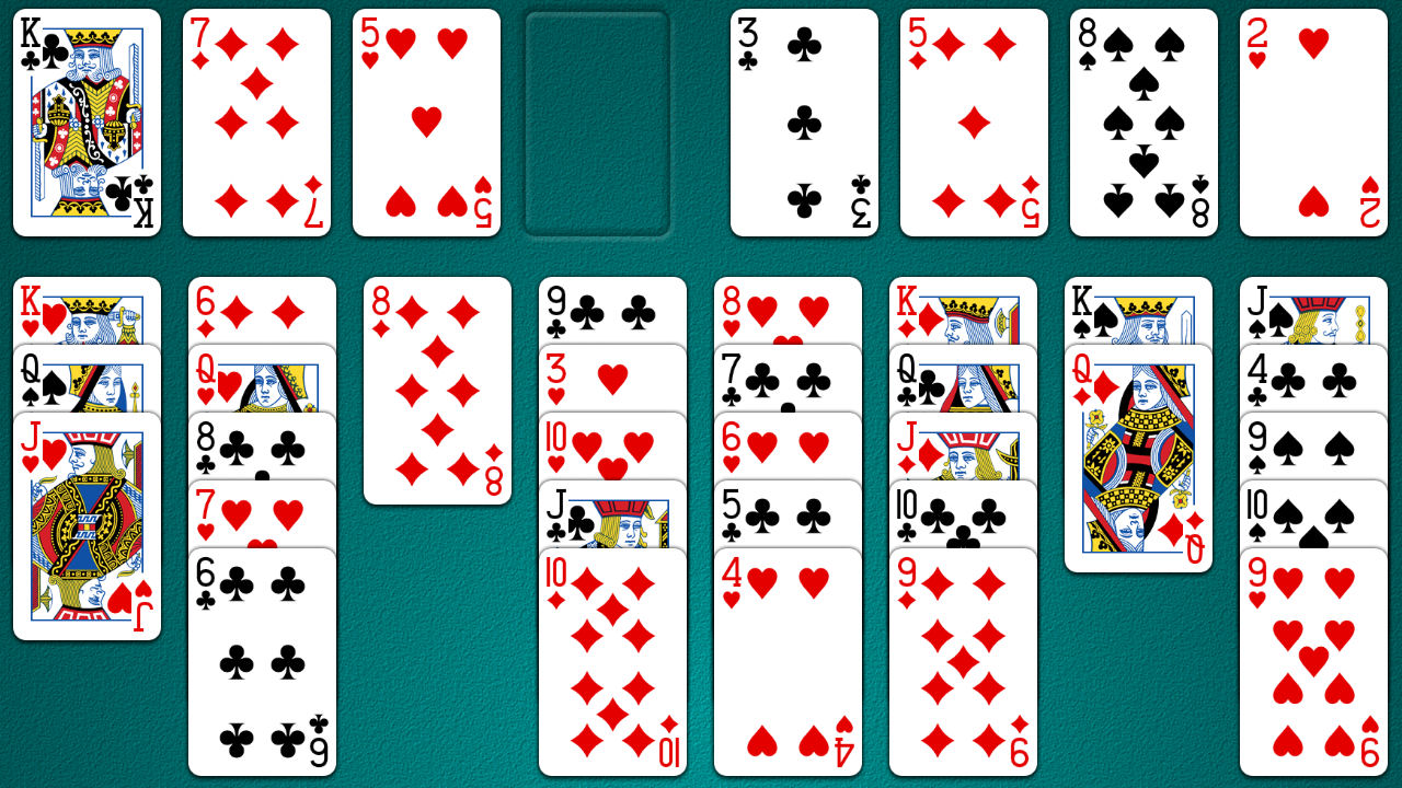 FreeCell Solitaire Screenshot Android iOS