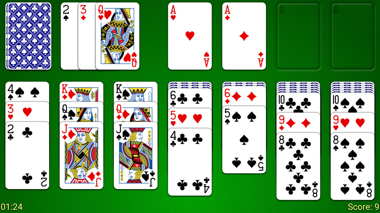 Solitaire Collection Screenshot Android iOS