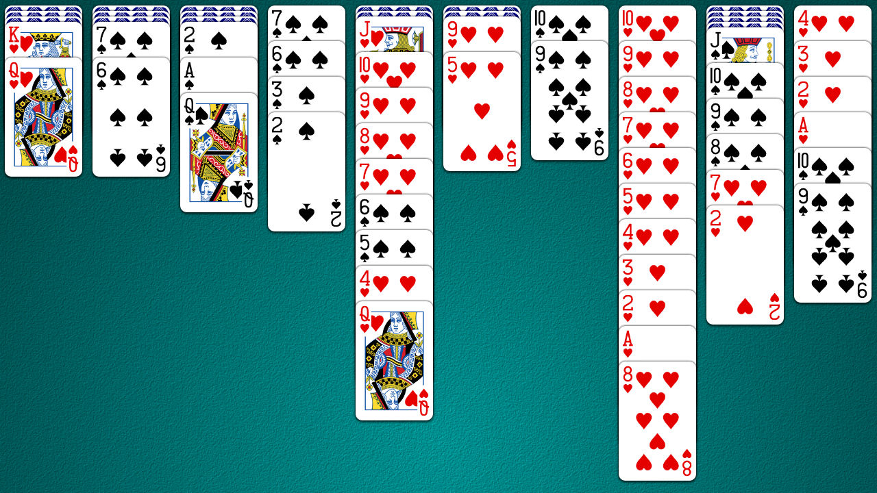 Spider Solitaire Screenshot Android iOS